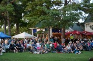MUSIC ON THE PATIO – FISH CREEK