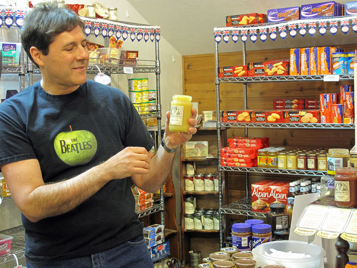 Made in Britain Gary Sedan with Curd in Egg Harbor Wi shop