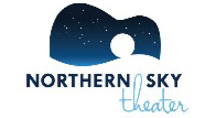 Northern Sky Theater logo
