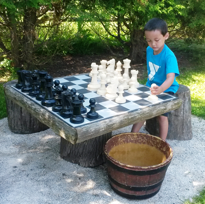 Photo 7 Giant Chess ED