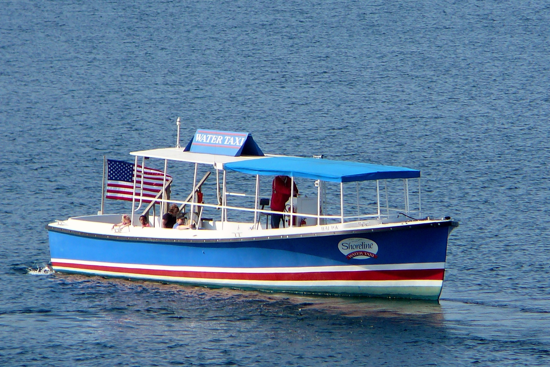 Shoreline Cruises Water Taxi