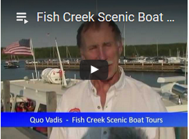 Fish Creek Scenic Boat Tours