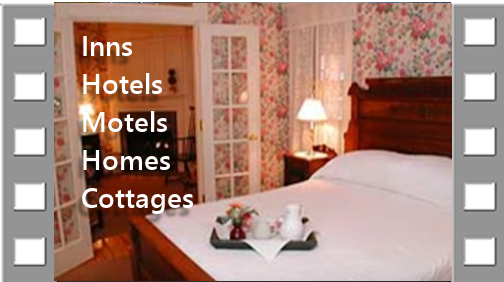 Door County Inns, Hotels, Motels, Homes and Cottages