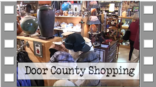 Door County Shopping: Cool & Unusual Shopping in Door County