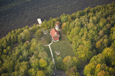 Eagle Bluff Lighthouse for Fall Article